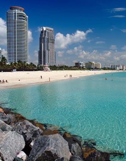 South Beach, Miami - Южный пляж, Майами