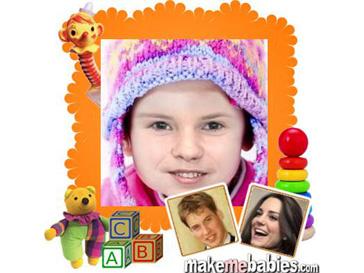 В Интернете появились компьютерные модели будущих детей принца Уильяма и Кэтрин.