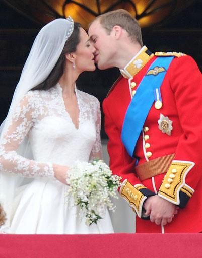 Свадьбу Кейт Миддлтон и принца Уильяма называют свадьбой века