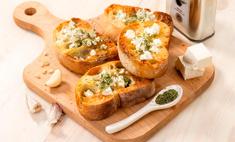 Праздник урожая: блюда из хлеба