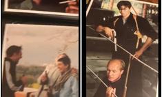 фотографии съемок бригады личного архива показал прокомментировал безруков