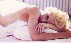 Мадонна снова обнажилась