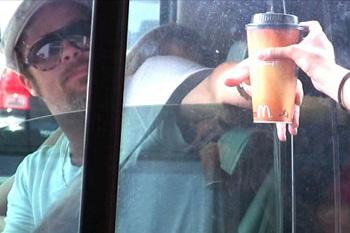 Анджелина джоли бред питт фото