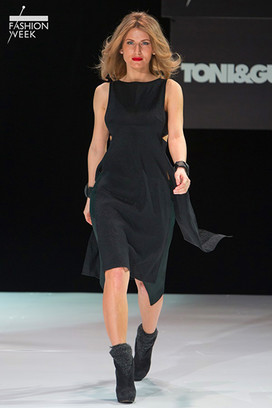 Toni&Guy на St. Petersburg Fashion Week