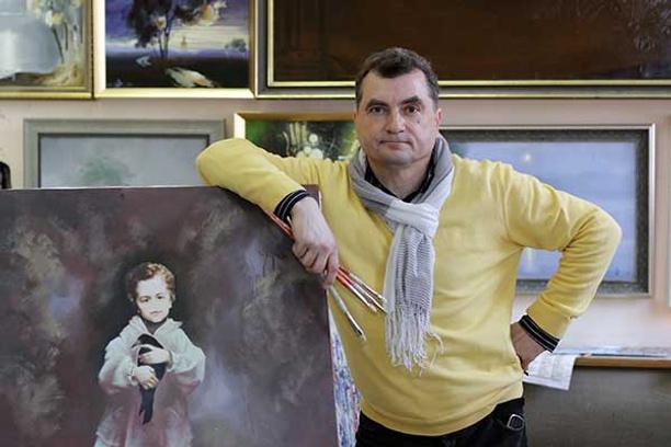 Выстропов Андрей, художник