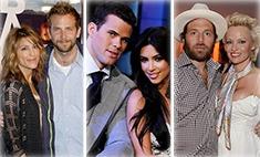 «Бракованные пары»: 15 самых коротких союзов звезд