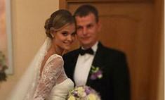 Российский ангел Victoria's Secret вышла замуж за военного