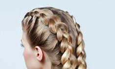Пошаговые схемы плетения кос