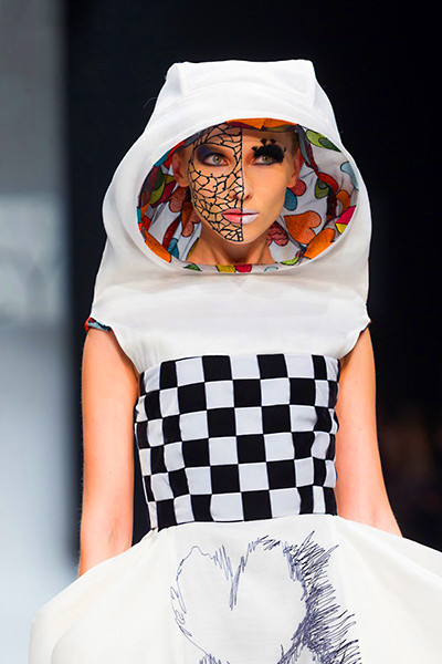 St. Petersburg Fashion Week SS 2015, Fabric Fancy