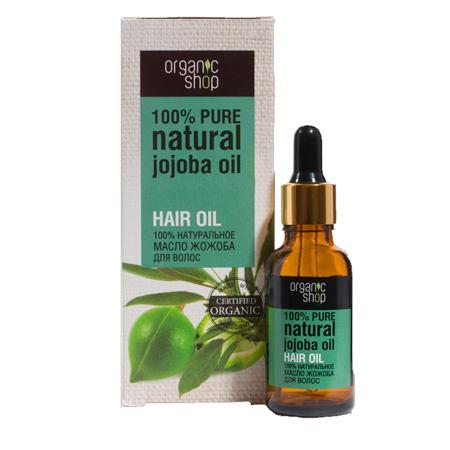 Масло жожоба для волос: Organic shop