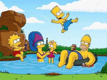 """Кадр из сериала """"Симпсоны"""" (The Simpsons)"""
