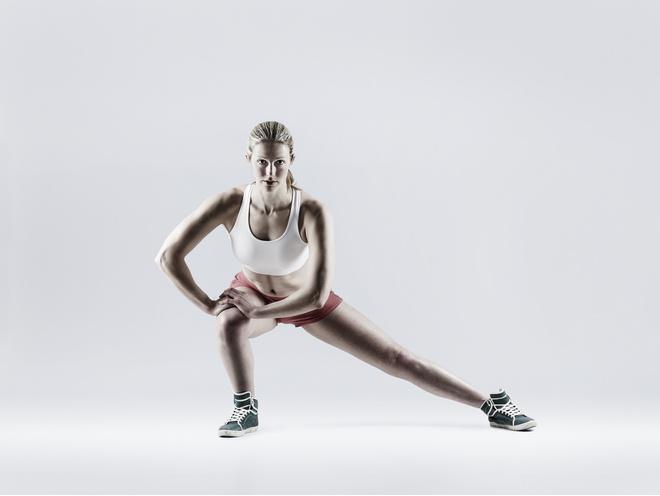 как похудеть на ногах за неделю