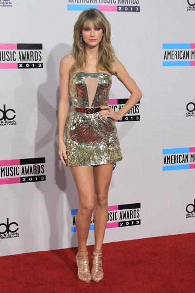 Тейлор Свифт на AMA-2013