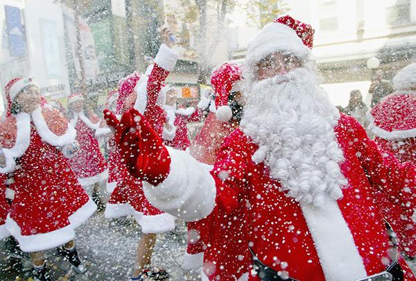 В Самару из Лапландии приедет Санта-Клаус в ноябре