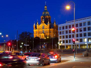 Туристам в Финляндии предлагают дешевые автомобили в прокат