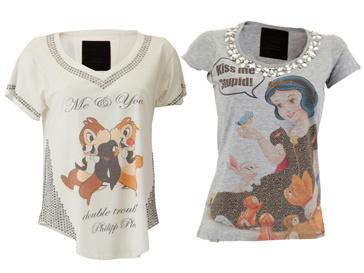 Новая коллекция Philipp Plein и Disney