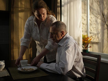 Кадр из фильма «Елена»