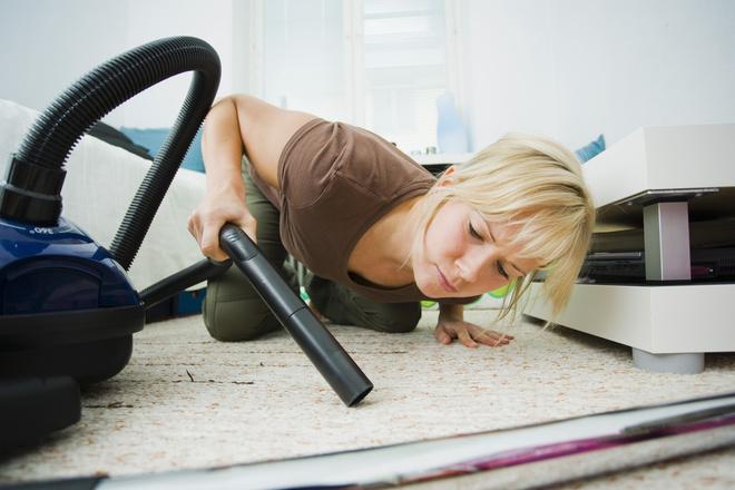 как помыть ковер в домашних условиях