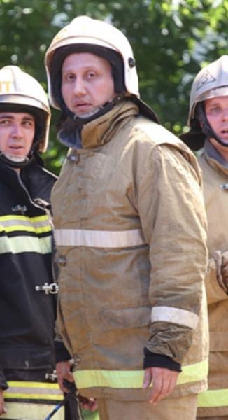 Денис Дубинин, спасатель, фото