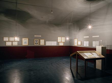 1992. Общий вид первого зала. Кельнский Кунстферайн