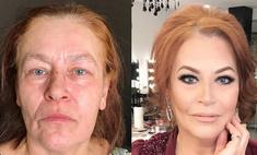 Ягодка опять: 11 фото о том, что макияж может скинуть 20 лет