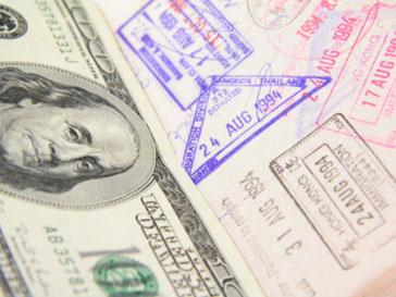 Анкета на получение визы стала толще на 10 листов