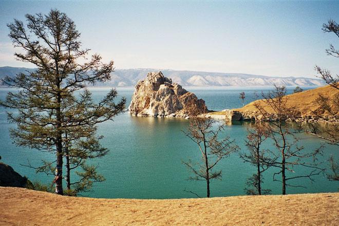 Иркутск. Озеро Байкал