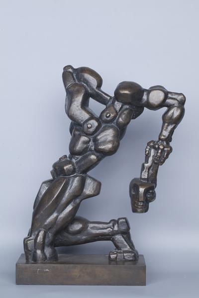 Открылась выставка «Эрнст Неизвестный. Возвращение в Манеж»   галерея [1] фото [5]