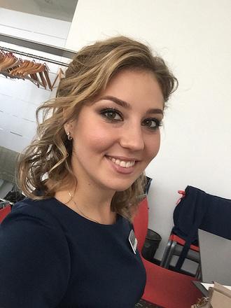 "Евгения Макарова, участница конкурса ""Королева осени"", фото"