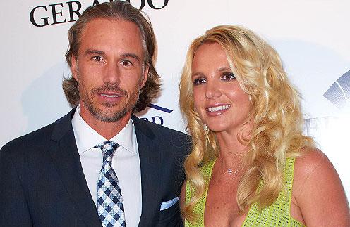 Бритни Спирс (Britney Spears) и Джейсон Трэвик (Jason Trawick)