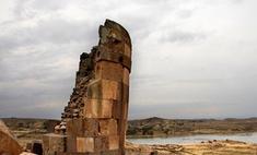 В Перу на месте свалки найдены древние храмы