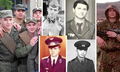 Угадай: армейские фото известных волгоградцев