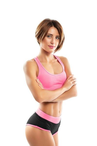 Анна Антонова, фитнес-бикини модель, г. Красноярск