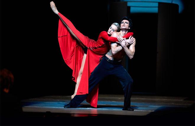 Инна Гинкевич балет