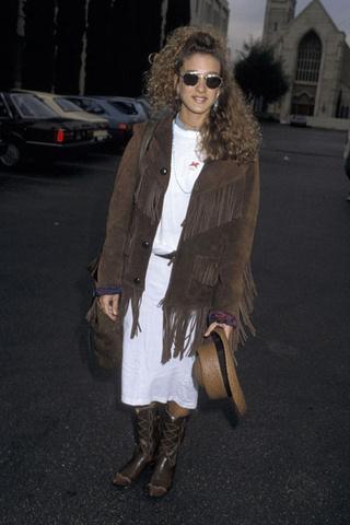 Сара Джессика-Паркер, 1986 год