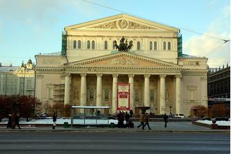 Опера Борис Годунов в Большом театре