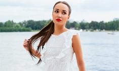 Тренд лета: как носить платье в крестьянском стиле