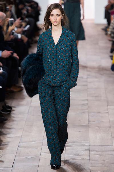 Показ Michael Kors на Неделе моды в Нью-Йорке | галерея [1] фото [26]