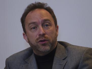 Джимми Уэйлс (Jimmy Wales) - создатель Википедии