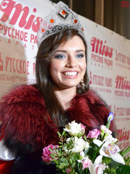 Мисс Русское Радио Саратов