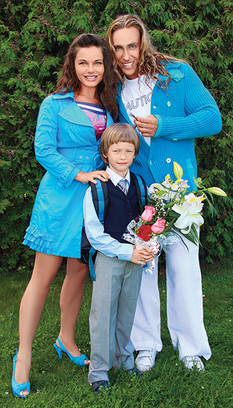 Сергей Глушко и Наташа Королева