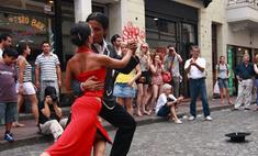 «Танцующий город» исполнит «Танго на траве»