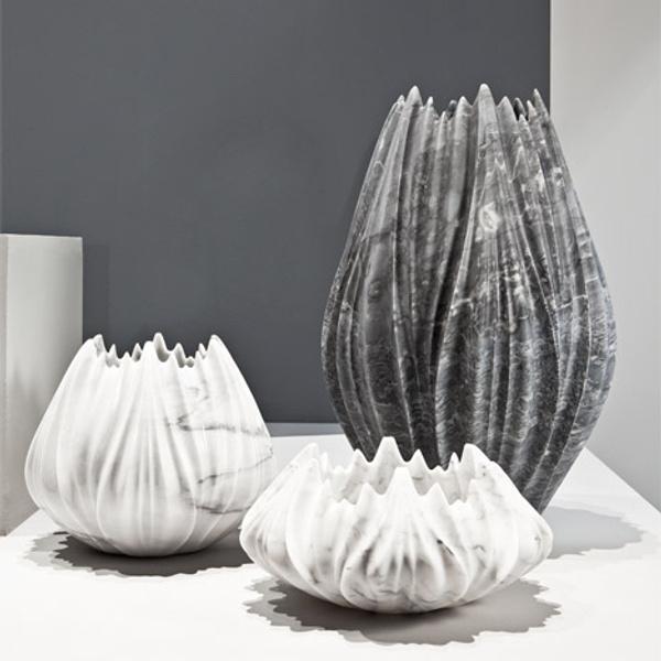 Мраморные вазы и столы от Захи Хадид   галерея [1] фото [8]