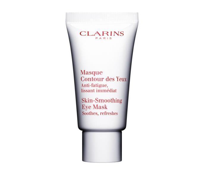 Крем-маска для контура глаз Skin-smoothing eye mask от Clarins