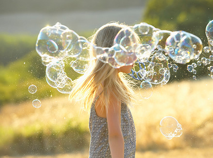 Чудо мыльного пузыря