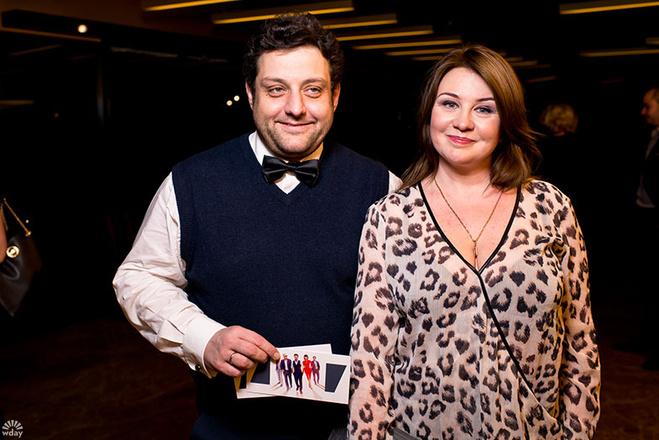 Михаил Полицеймако с супругой фото