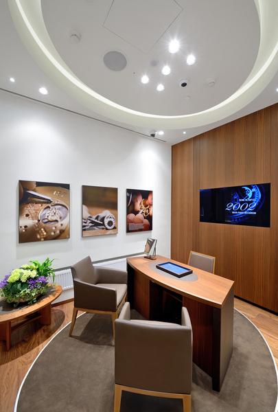 Breguet открывает новый бутик в Москве | галерея [1] фото [1]
