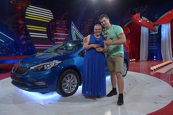 шоу «Машина»