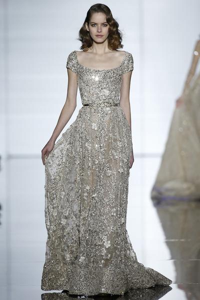 Лучшие свадебные платья из кутюрных коллекций | галерея [3] фото [1]