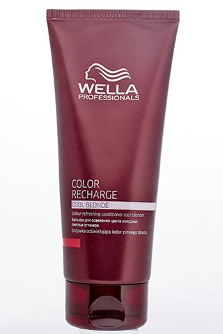 Wella Professionals Бальзам для холодных светлых оттенков Color Recharge Cool Blonde